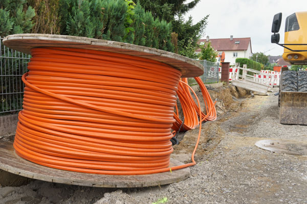 Wideband cable