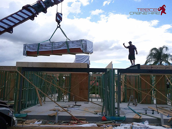 Teece Crane Hire - Crane Hire Service - Logan