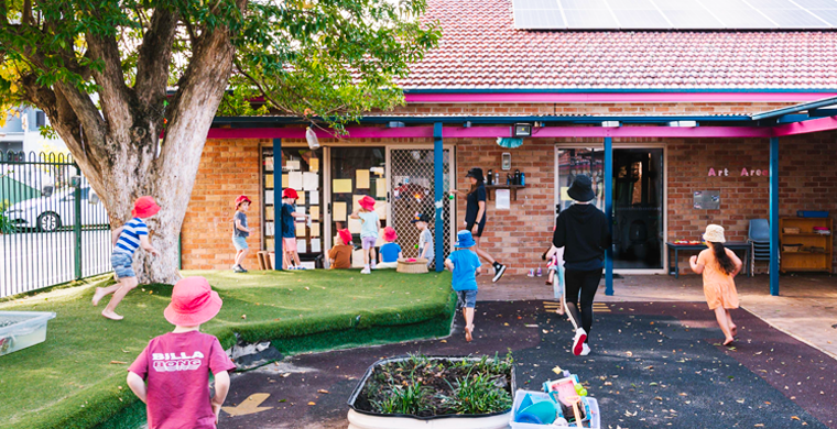 The Little Unicorn Childcare and Long Daycare Broadmeadow. Book a Tour Today.