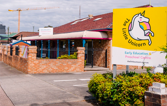 The Little Unicorn Child Care Broadmeadow. Proudly Newcastle Owned and Managed
