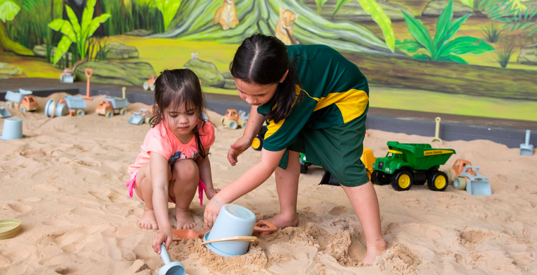 Newcastle Long Day Care and Preschool. Look after your family locally.