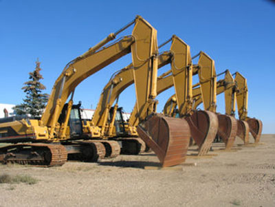 The-Seat-Shop-Excavator-fleet-Biloela