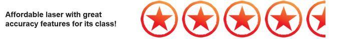 Topcon 2LS Taurus 4.5 star rating