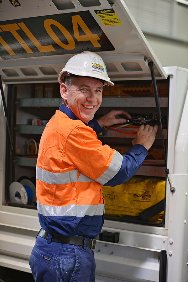 Total-Generators-operator-service-truck