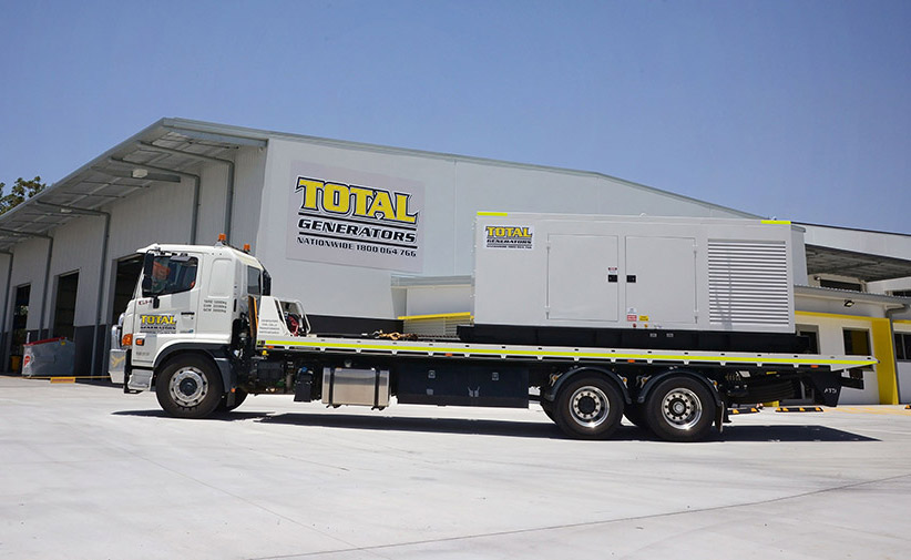 Total Generators Head Office