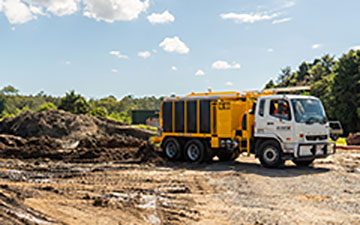 Vacuum Trucks for sale VAC Group Ormeau
