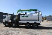 Vac Dig Vacuum Excavators with logo