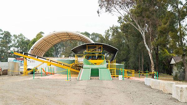 Vac Group Soil Transfer system Ormeau