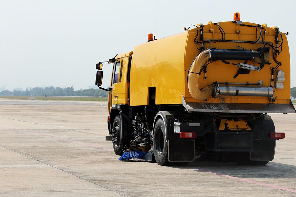 Vacuum Truck 2
