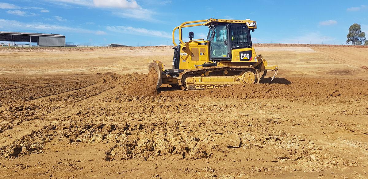 Valley-Excavations-Dozer-hire-Grafton