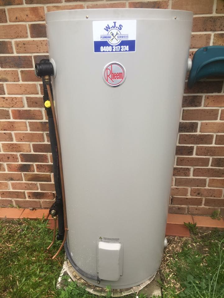 WJS hot water system 3