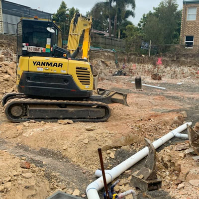 wjs new storm water drainage