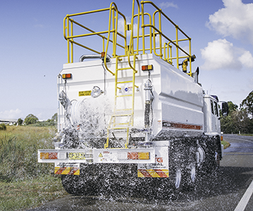 STG Global water trucks for sale