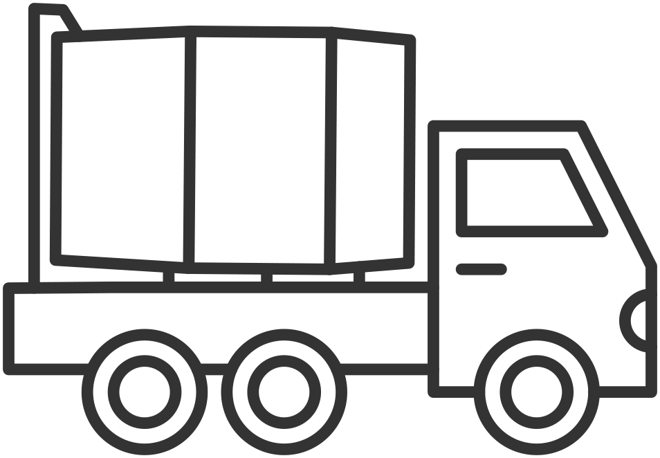 Water Truck Hire Icon