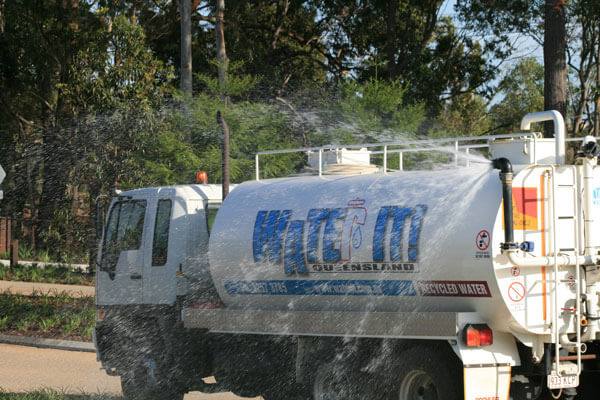 Water It on site truck water