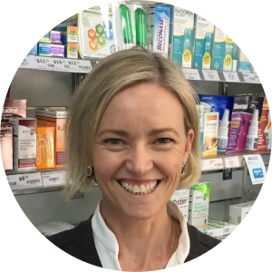 Jo Trembath Pharmacist Owner Waterfall Gully Advantage Pharmacy Mornington Peninsula VIC