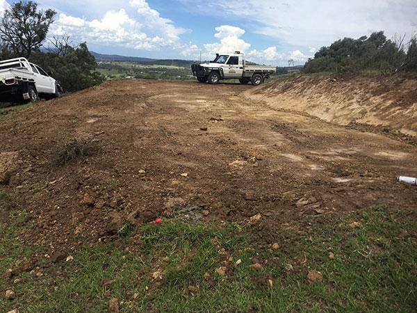 Weber-Excavations-roadworks-ute-driveway-construction-kerry
