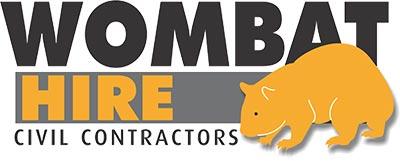 Wombat Hire logo