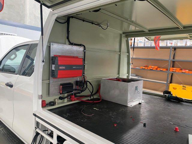 mobile heavy diesel auto electricians service