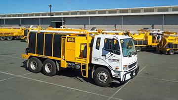 3000L vac trucks for sale Ormeau VAC Group