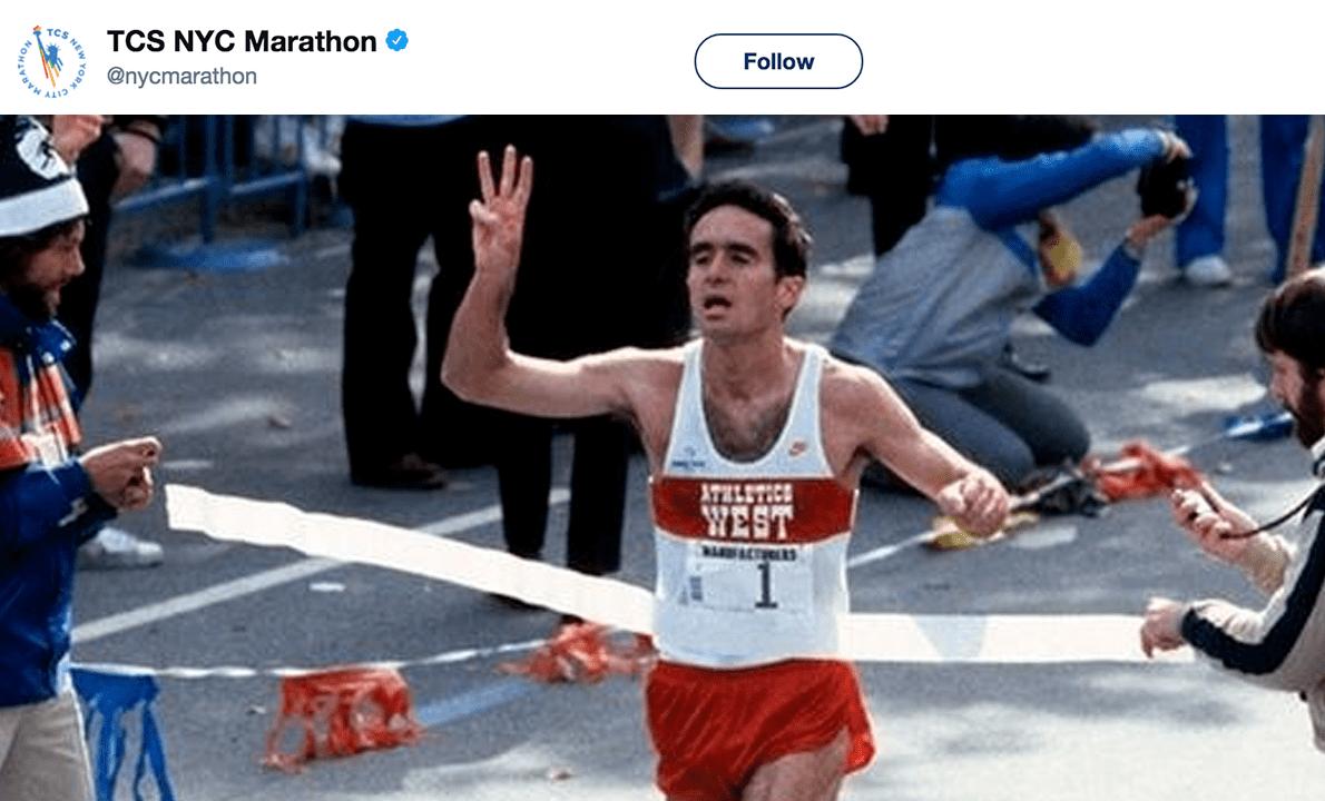 alberto salazar 1982 nyc marathon
