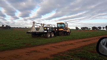 All Energy Contracting AT06 carrying trailer Queensland, Sumner, Brisbane