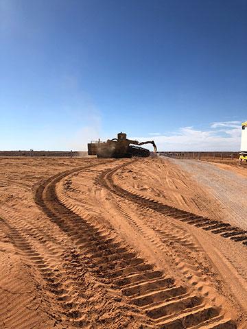 All Energy Contracting trencher hire Sumner, Brisbane, Queensland