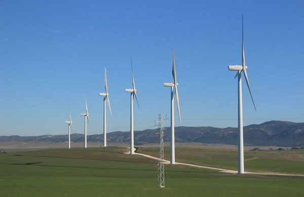 All Energy Contracting Wind Farm Brisbane, Queensland and Australia