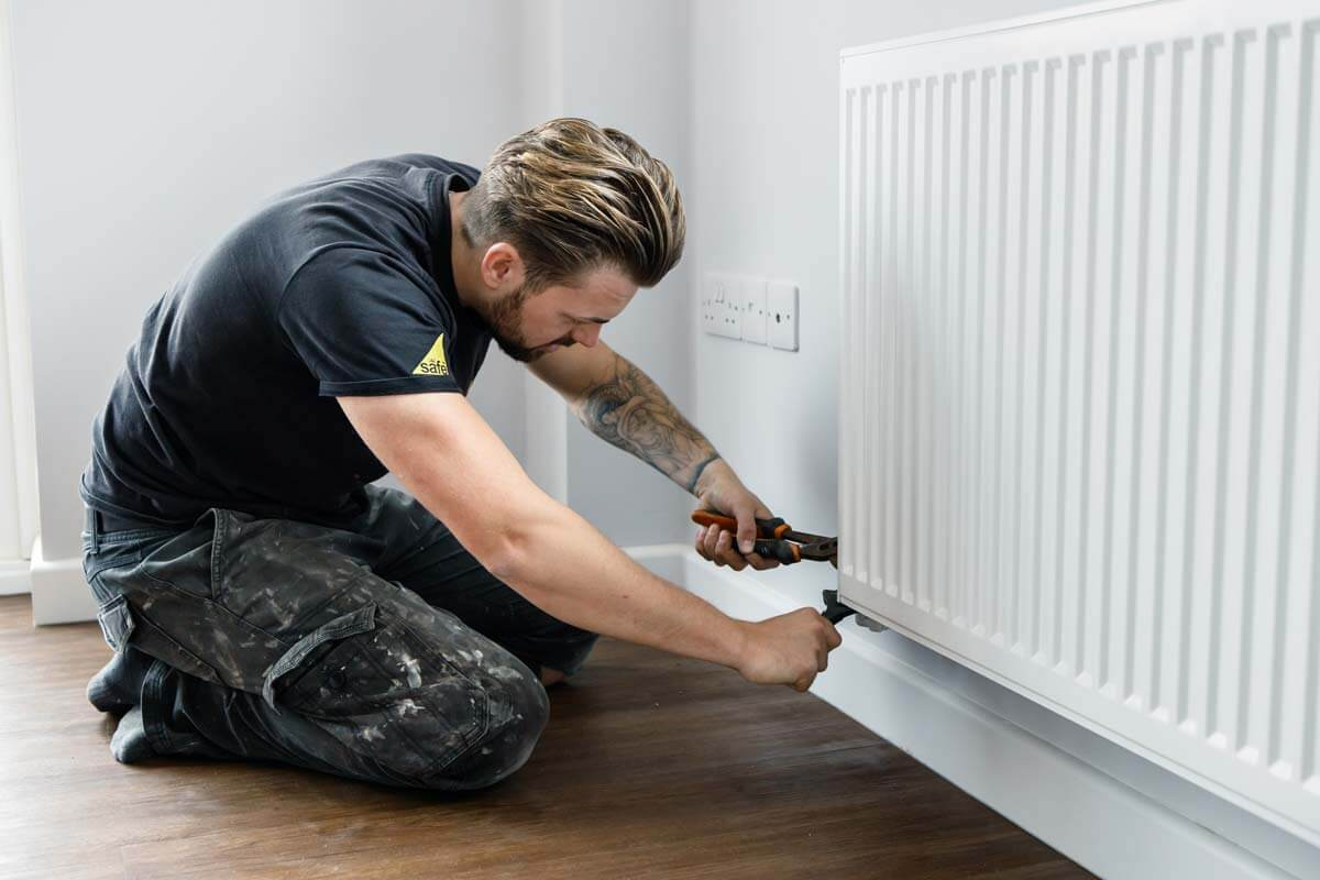 A.S.K. Heating engineer installation affordable heating
