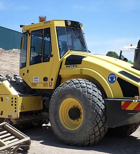 Attcall Civil Contractors Compactor and Roller Hire