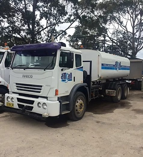 Attcall Civil Contractors Water Cart Hire in Batemans Bay and Newcastle