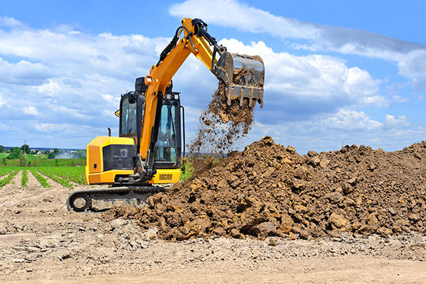 Attcall Civil Contractors with a fleet of Excavators, Graders, Posi Tracks, Skid Steers for hire