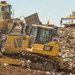 Australian Earth Training operator training in waste industry
