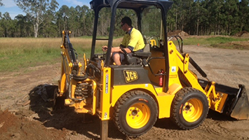 Backhoe-operator-training