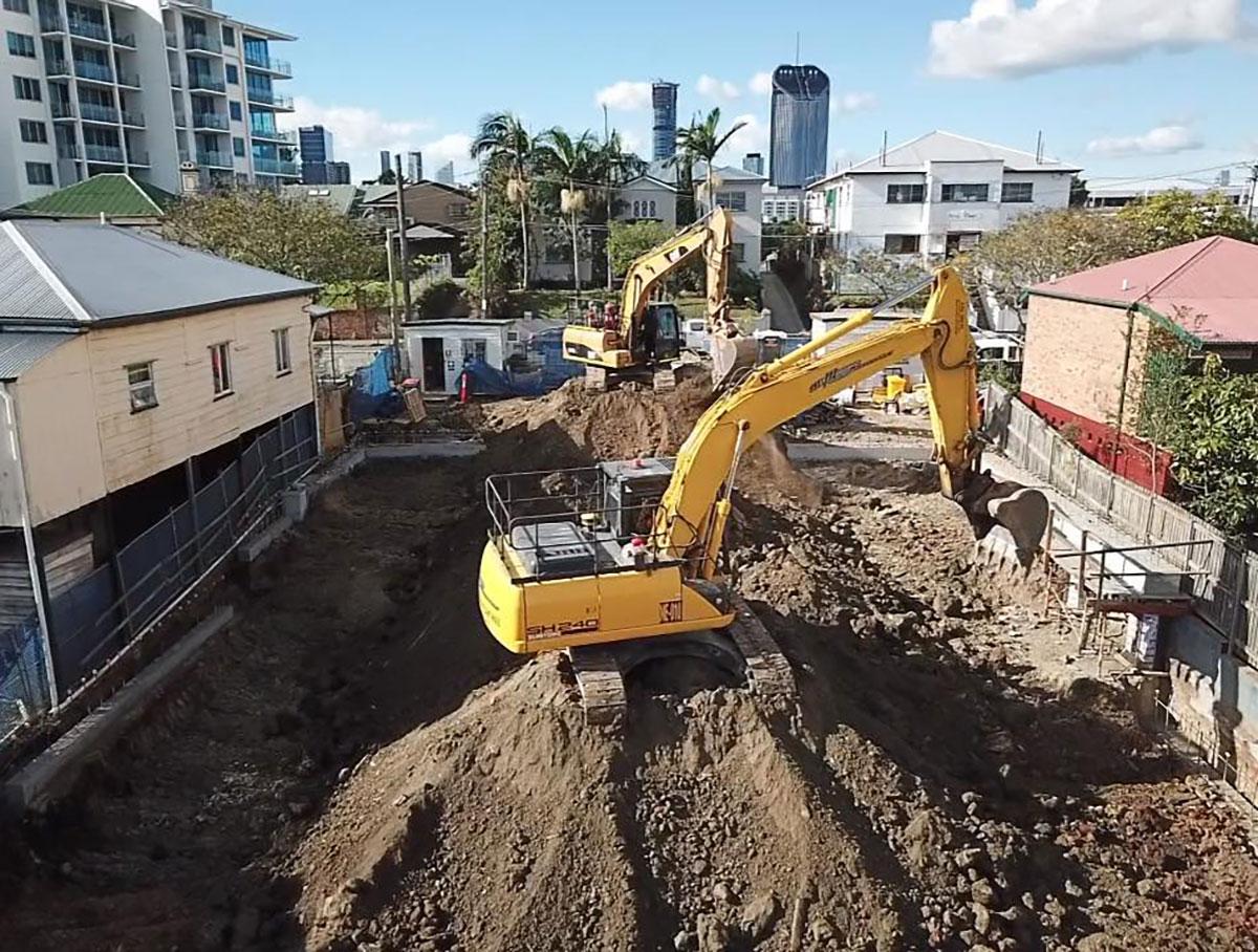 McManaway Excavator
