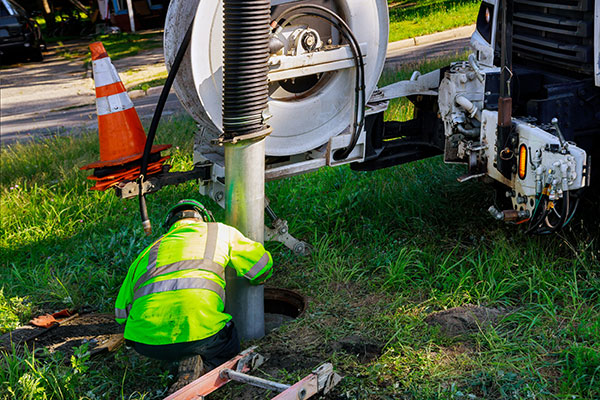 Vacuum Truck Services in Beaudesert