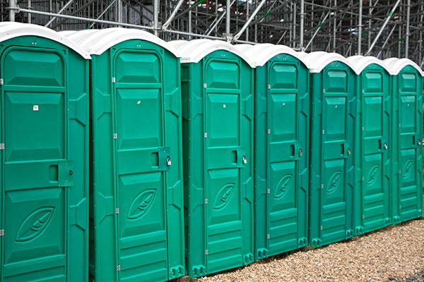 Portable Toilet Servicing