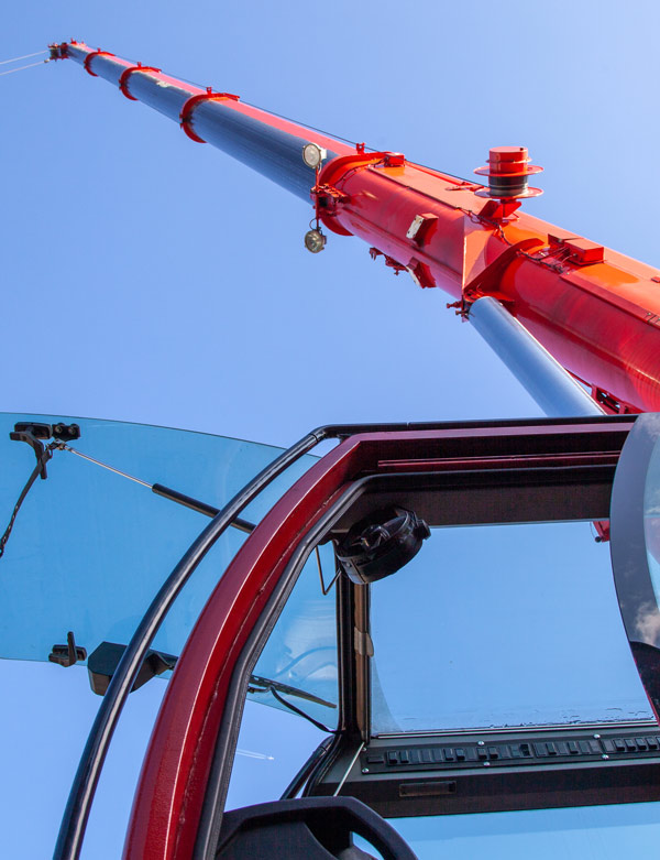 35T Mobile Crane