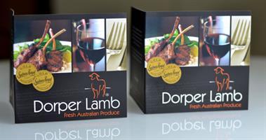 Dorper Lamb brochure