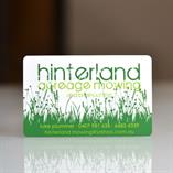 Hinterland business card