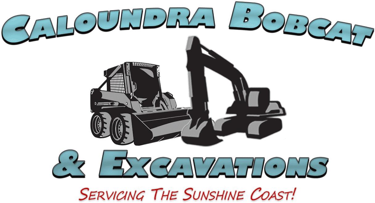 Caloundra Bobcat Hire Logo
