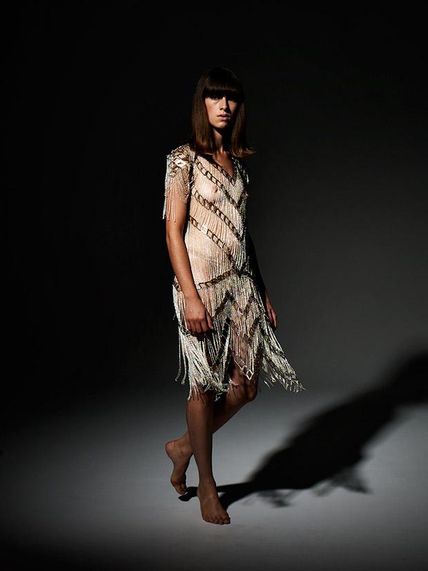 Tessa Blazey & Alexi Freeman: Neo Lace Gown
