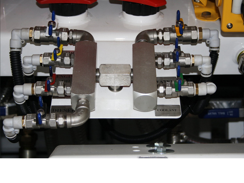 STG Global Lube Modules SM4900 for 6x4, 8x4 and 10x4 Trucks