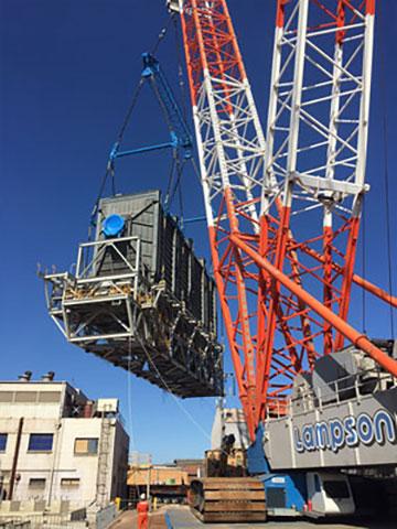 lampson-crawler-crane-hire-toronto