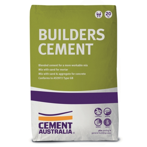 Cre8tive Landscaping Supplies Builders Cement for sale - 20kg