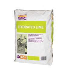 Cre8tive Landscaping Supplies Hydrated Lime for sale – 20kg