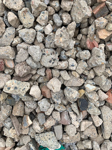 Cre8tive Landscaping Supplies 50mm Plus Recycled Concrete for sale