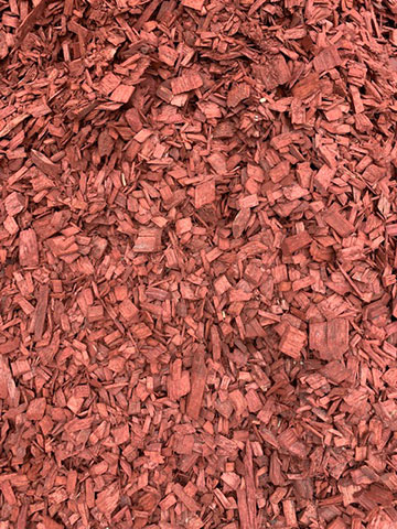 Cre8tive Landscaping Supplies Red Chip for sale