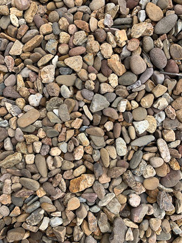 Cre8tive Landscaping Supplies 20mm River Pebbles for sale