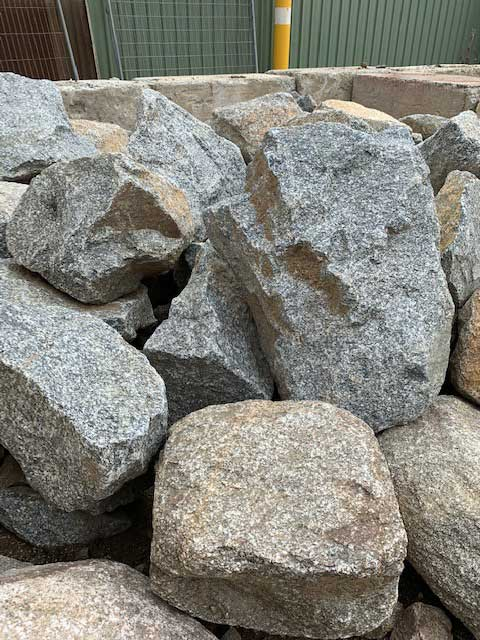 Cre8tive Landscaping Supplies Granite Rocks for sale